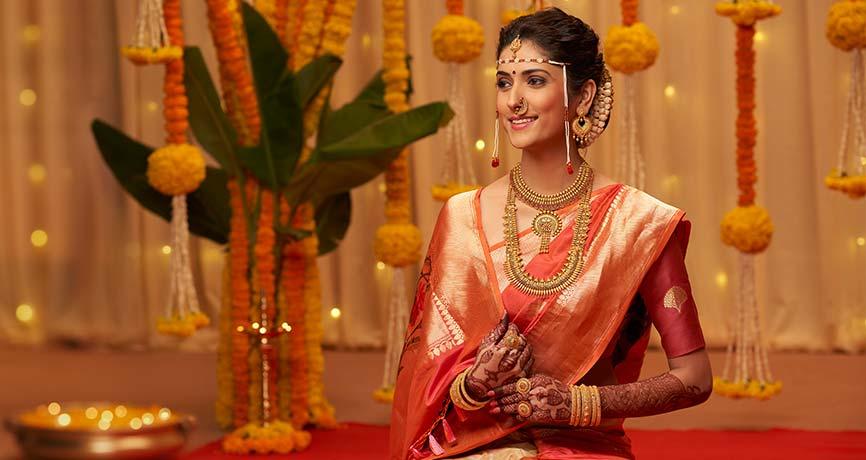 Wedding Jewellery The Maharashtrian Bride