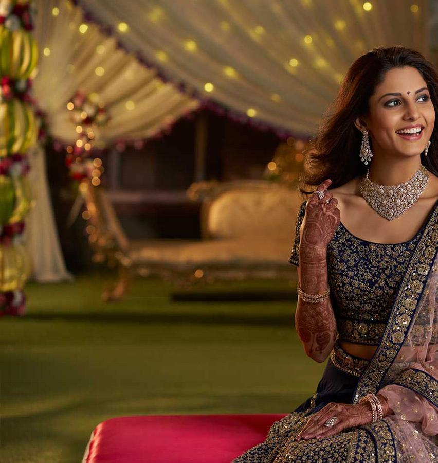 Best wedding collections at kalyan jewellers