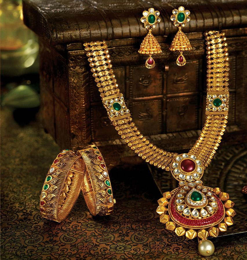 kalyan jewellers designs