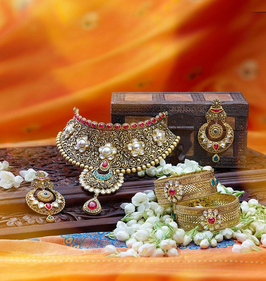 top wedding jewellery in maharashtra
