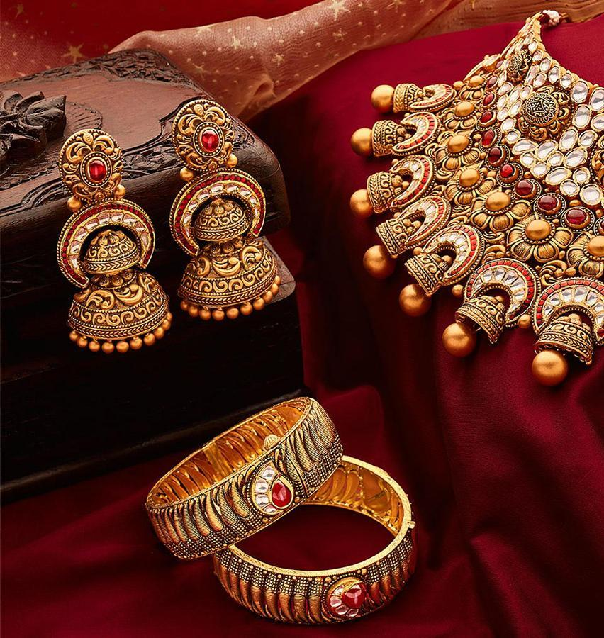 indian ornament jewellery