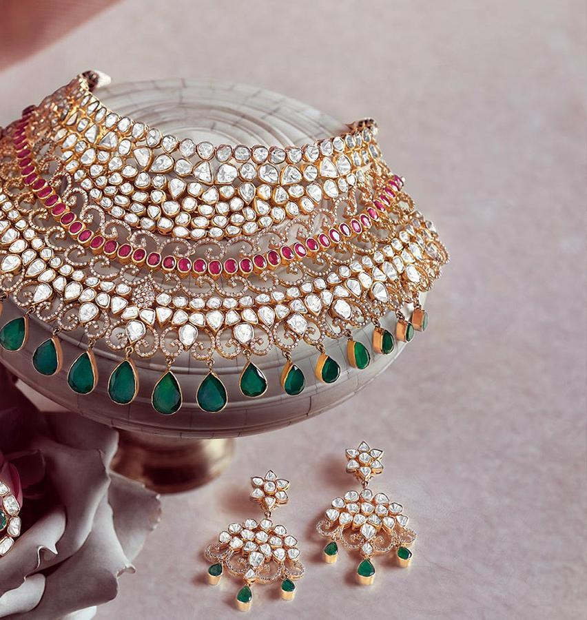 exclusive wedding jewellery punjab