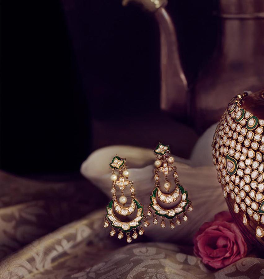 top wedding jewellery delhi