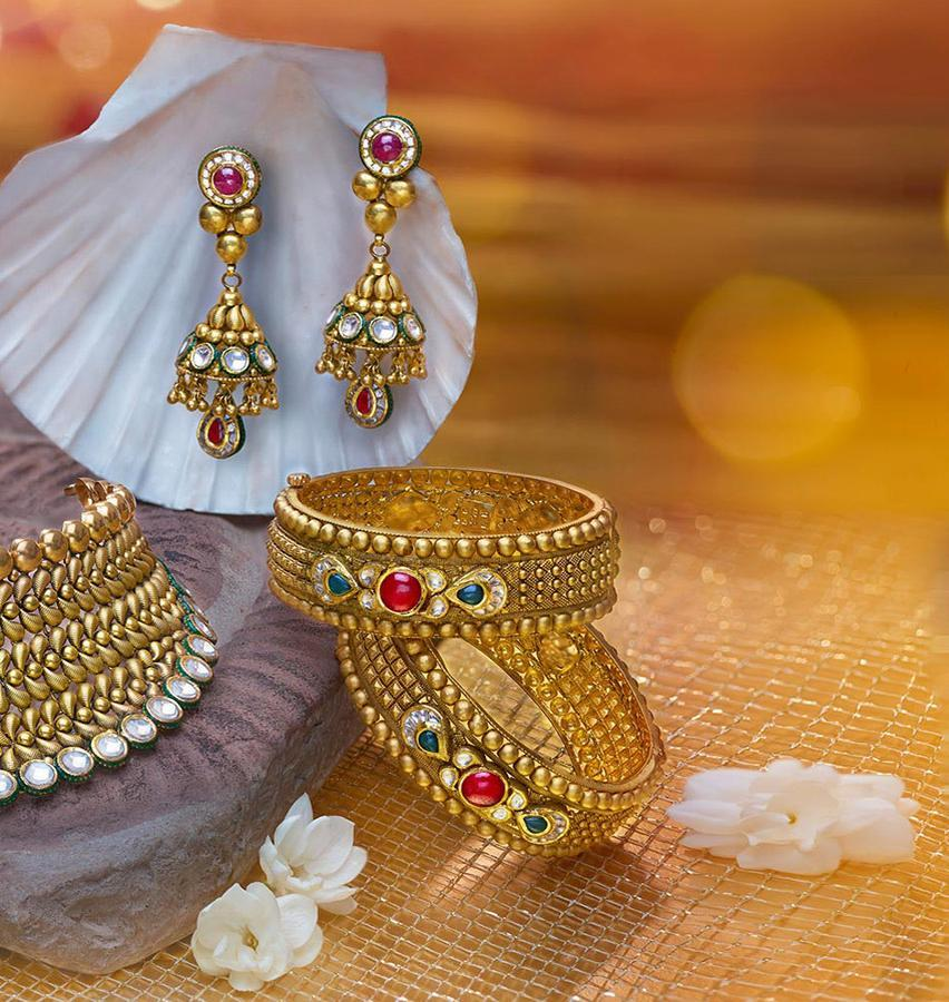 traditional gold necklaces designs for wedding odisha