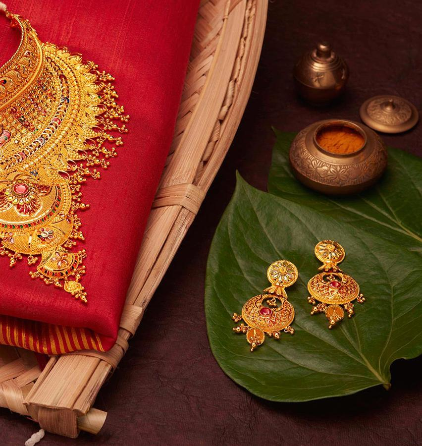 New jewllery collections westbengal