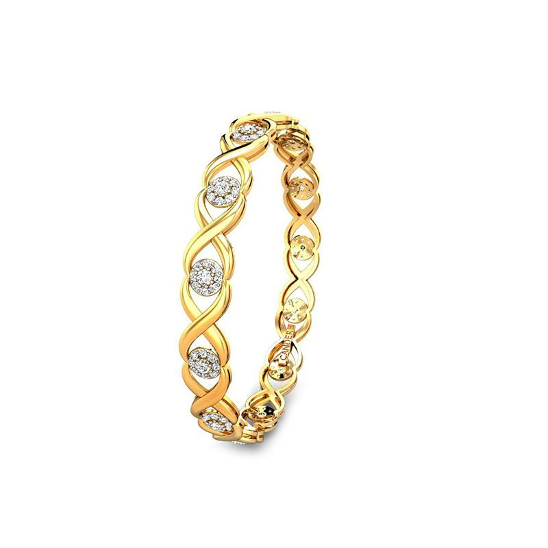 diamond bangles design