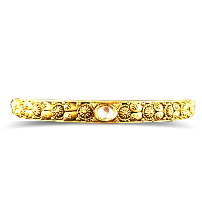 Gold Bangle Designs For Daily Use