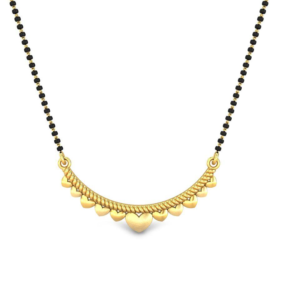 beautiful mangalsutra