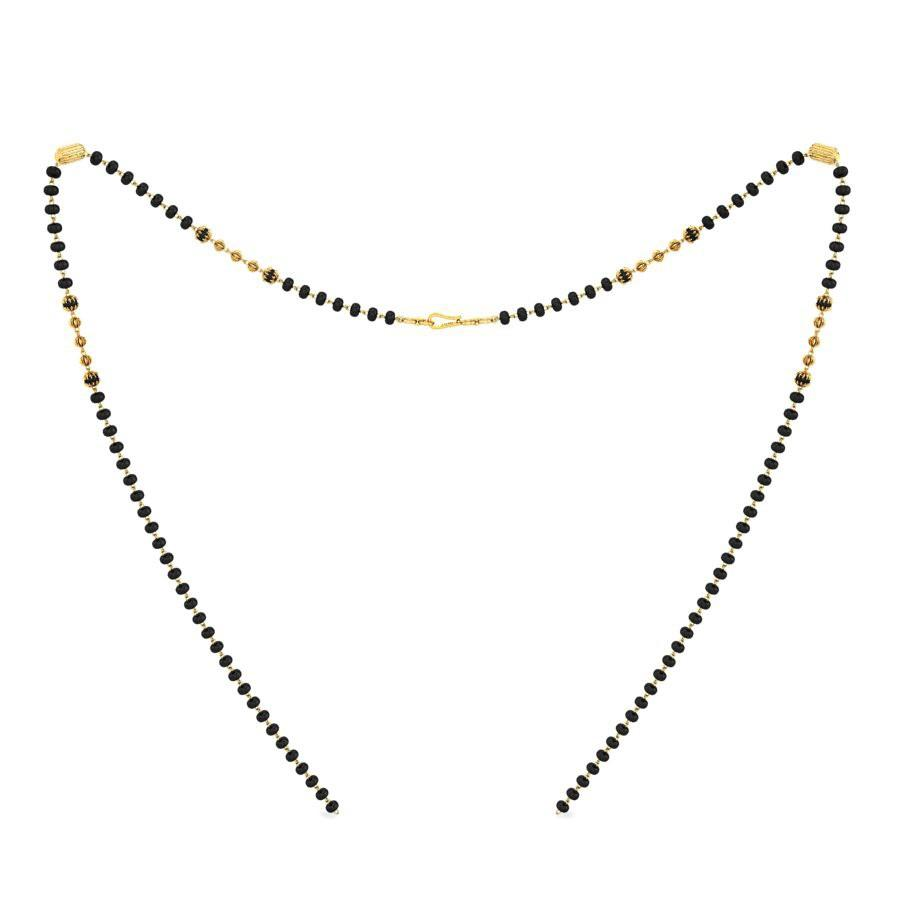 mangalsutra chain design gold