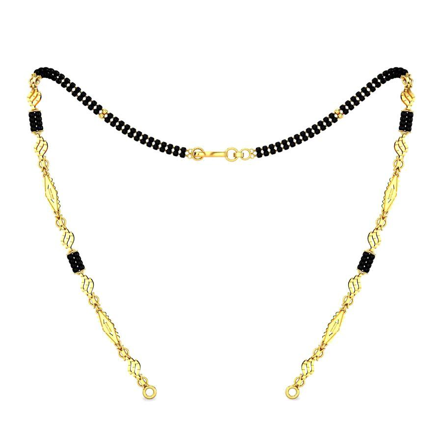 long mangalsutra designs