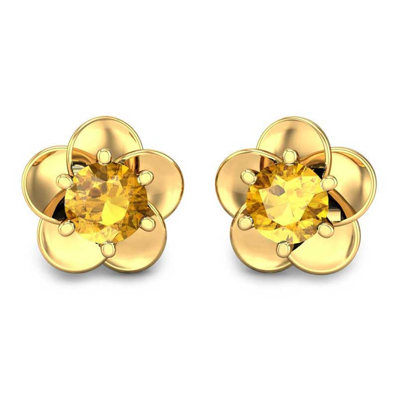 childrens gold earrings