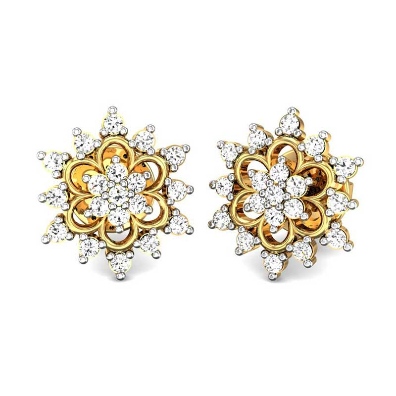 diamond earrings designs