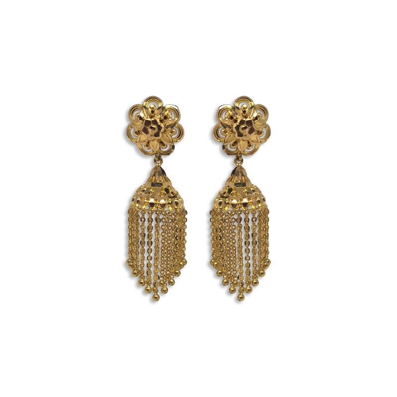 JHUMKA WITH CHAIN