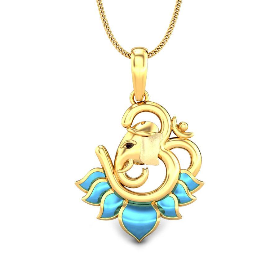 gold pendants for women