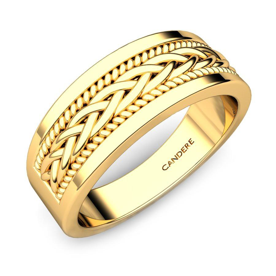 gold ring design for male
