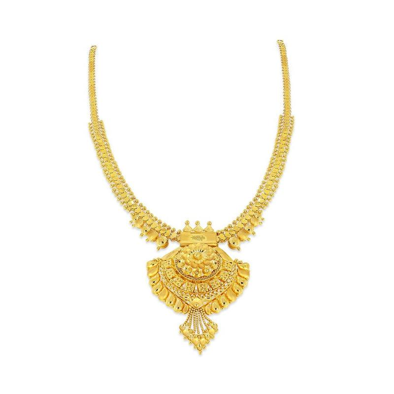 NECKLACE IN GOLD