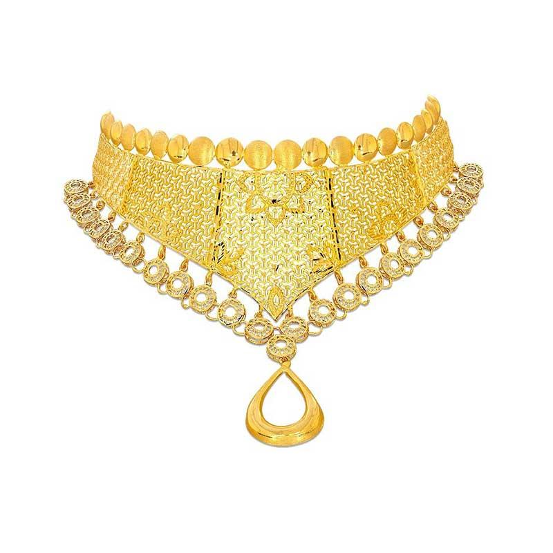 Punjabi necklace