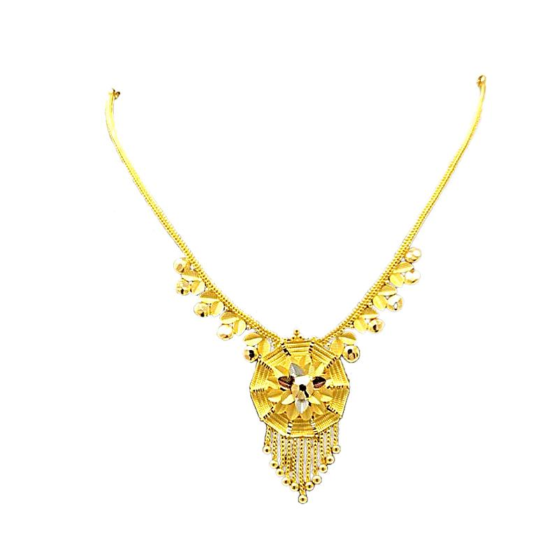 Gold Necklaces For Women In Kerala