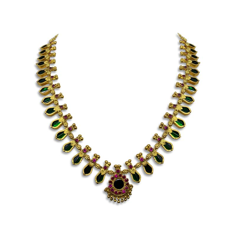 Nagapadam Necklace