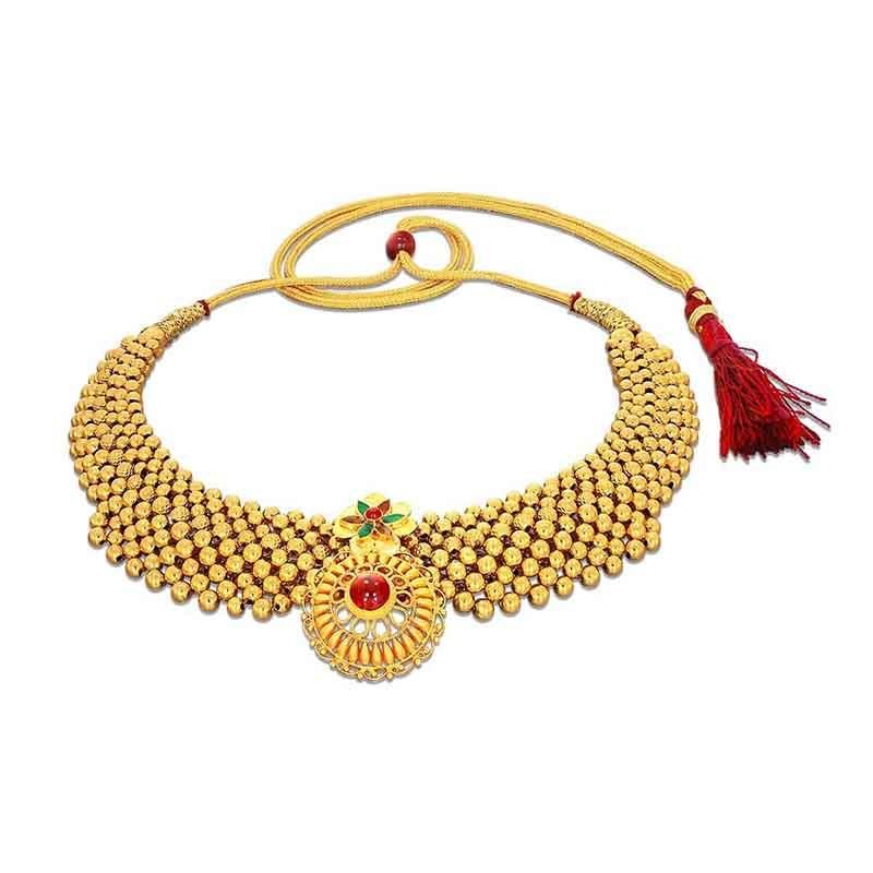 Maharashtrian Necklace