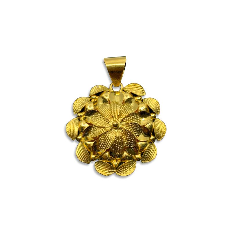 Antique Gold Pendant Designs