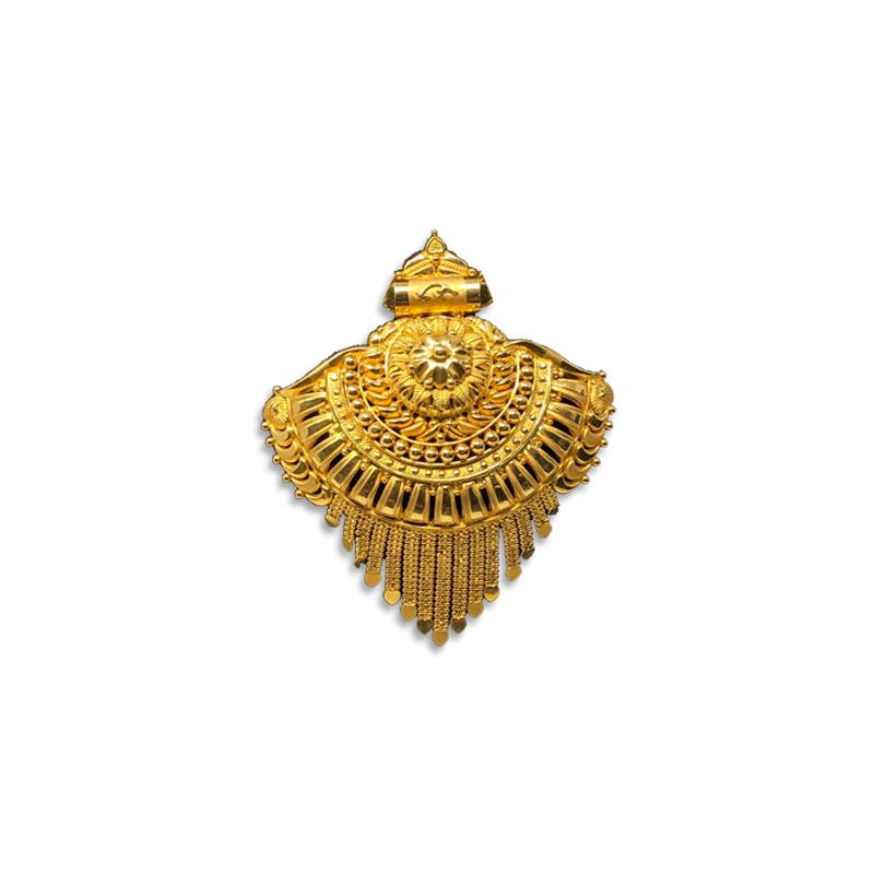 Big Gold Pendant Designs