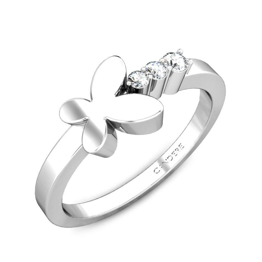 platinum rings for women