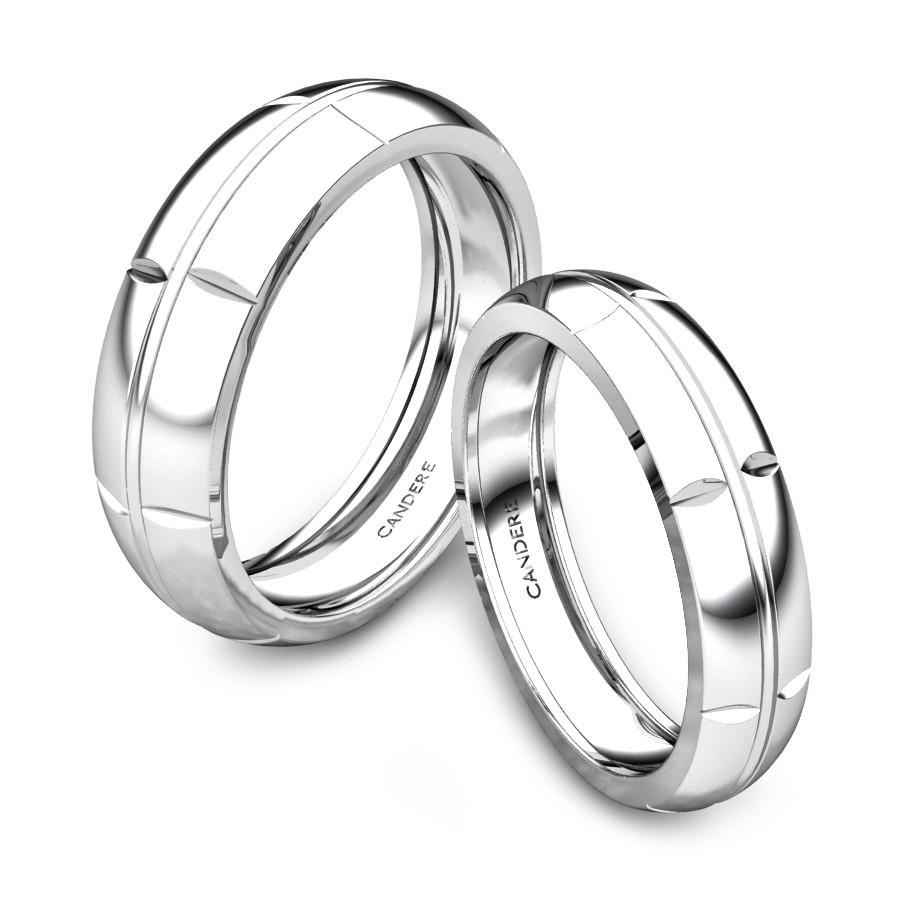 platinum couple rings