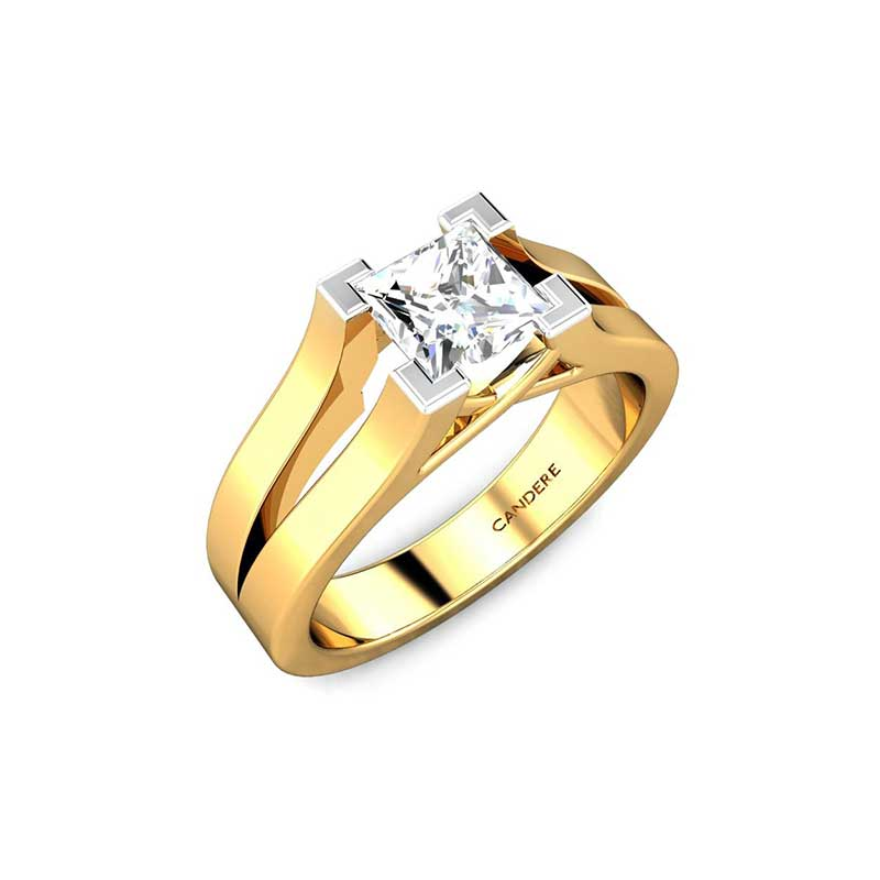solitaire rings for mens