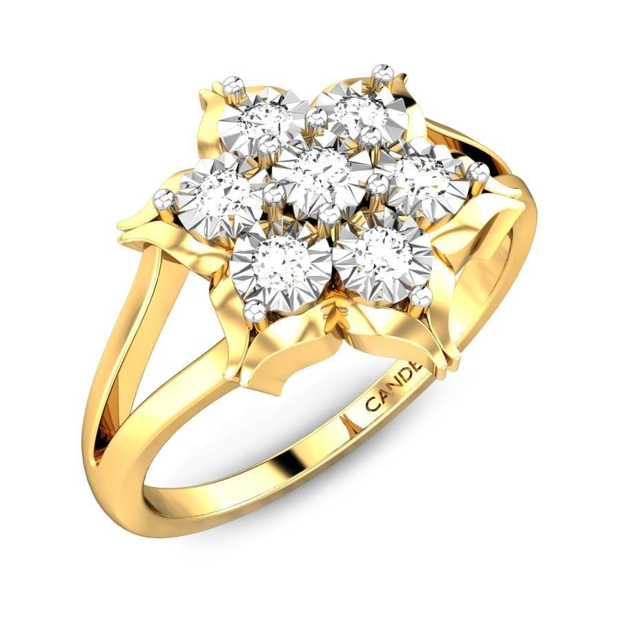 diamond bridal ring