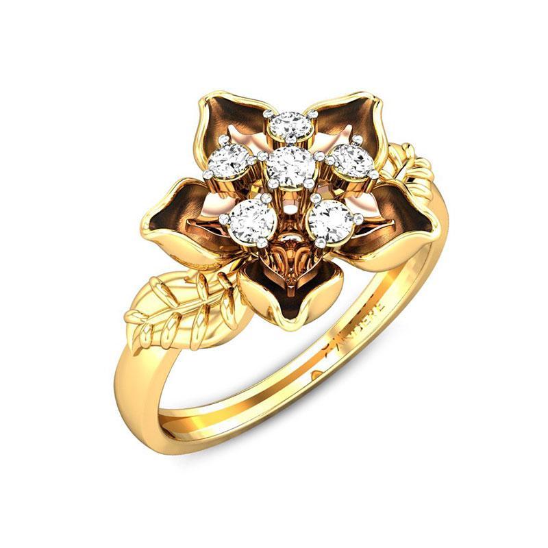 Shop Top Men Engagement Rings Online Kalyan Jewellers