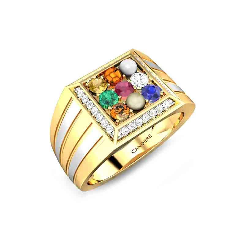 navaratna ring for men