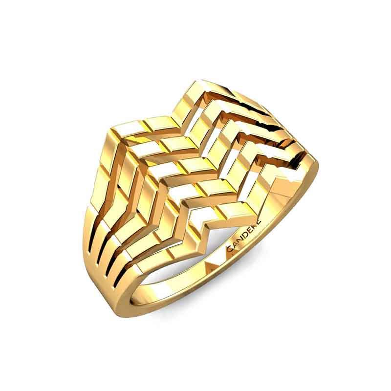 Latest Gold Ring Design
