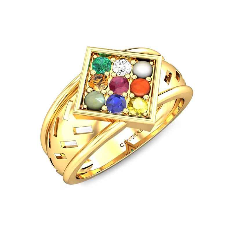 Mens Gemstone Rings