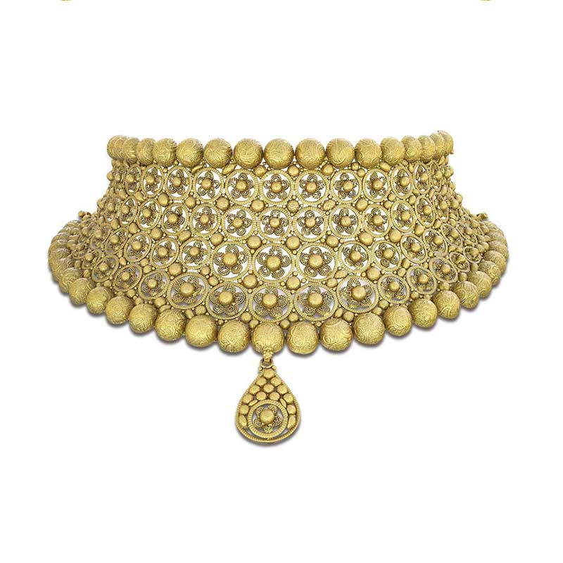 punjabi bridal jewellery