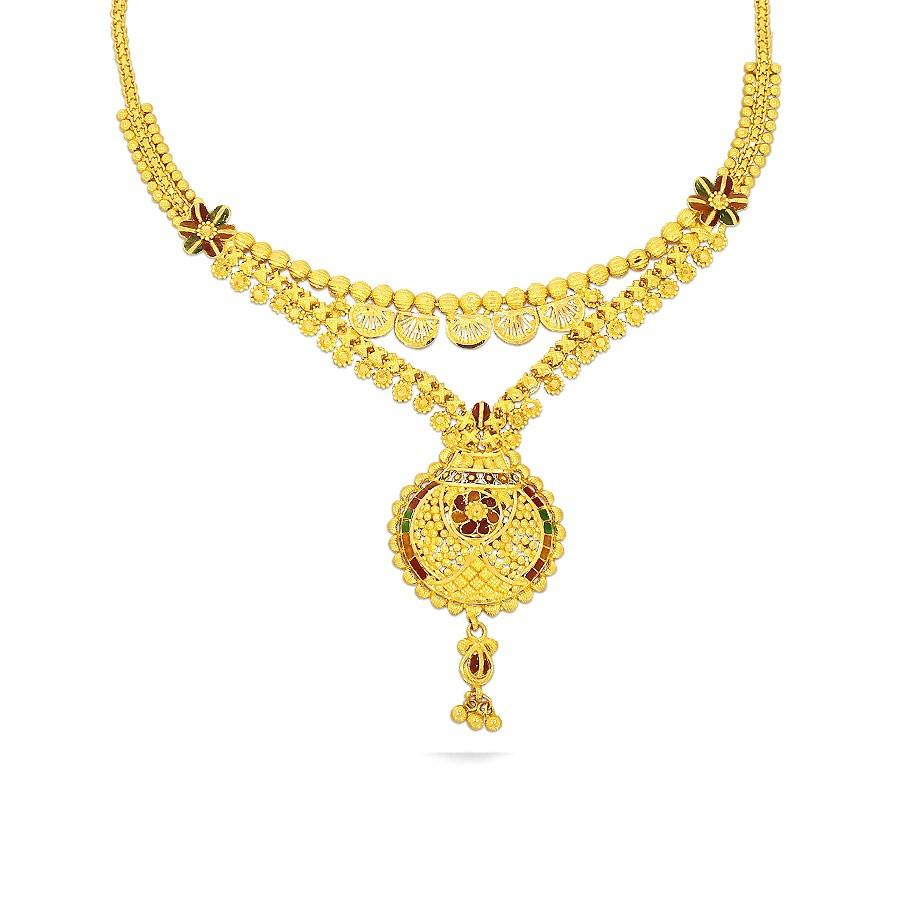 traditional gold ornaments