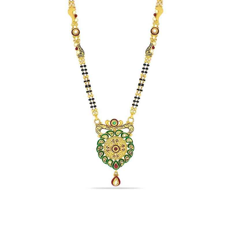 Traditional Mangalsutra Design