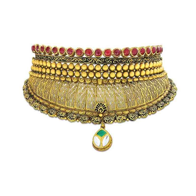 north indian jewellery