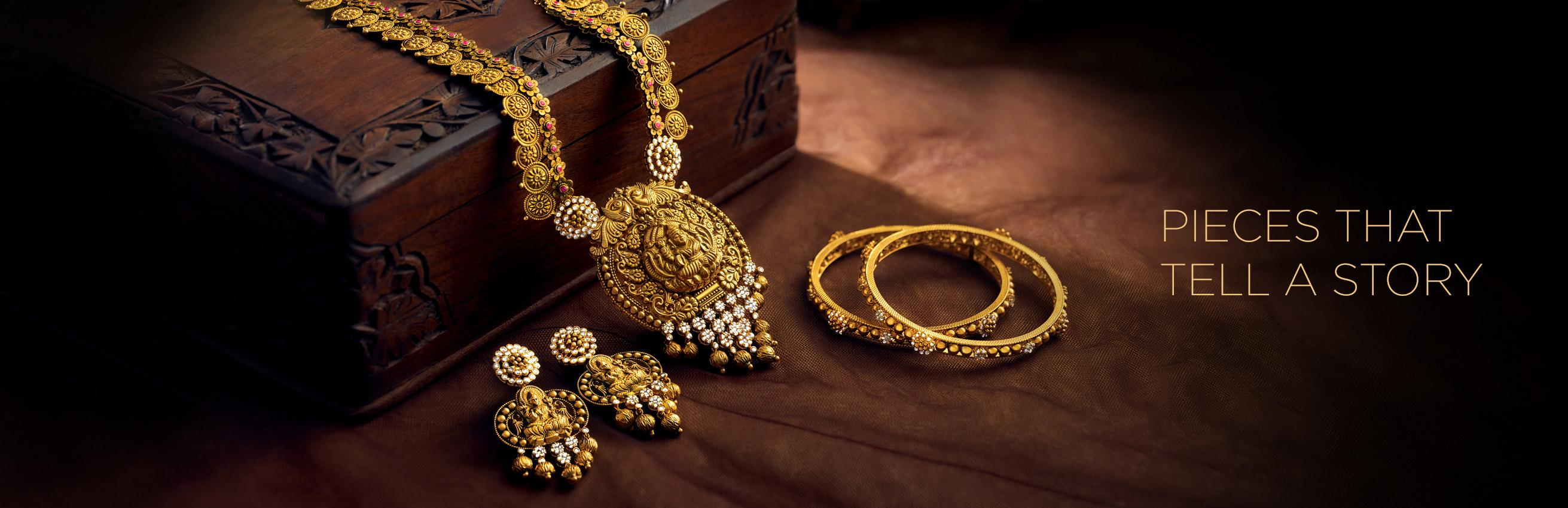 Kalyan jewellery Gold
