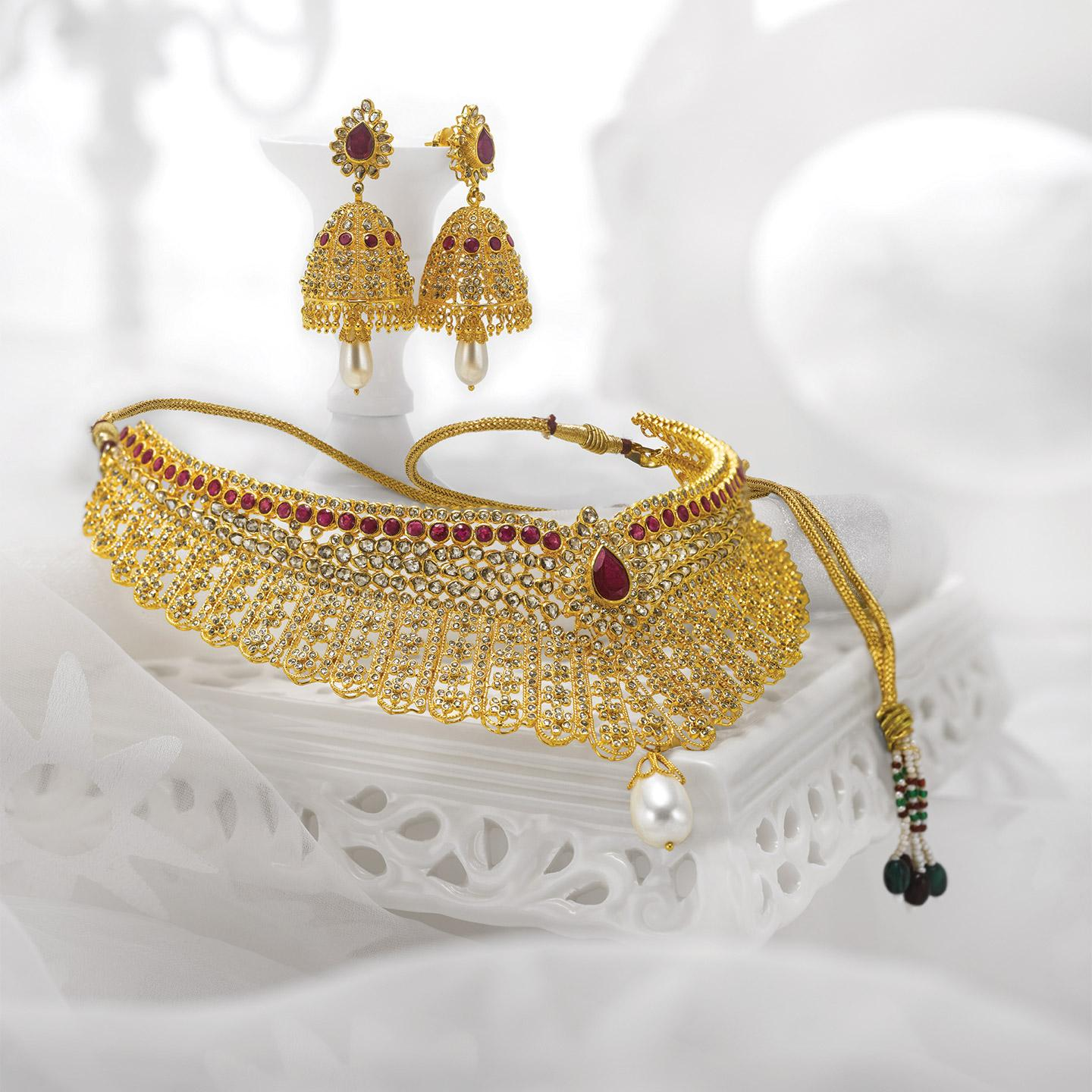 fashion diamond jewellery
