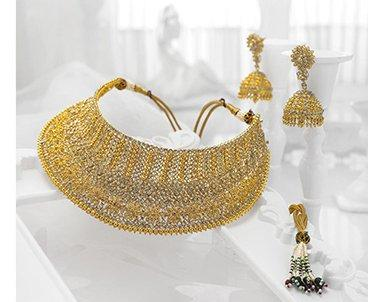 Gold Necklace Necklace Designs Light Weight Gold Necklace Designs