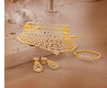 Apoorva Gold Necklace Price diamond ring price