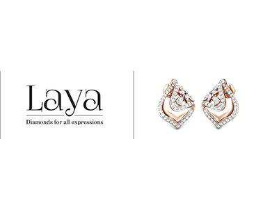 Laya Diamond Earrings diamond necklace