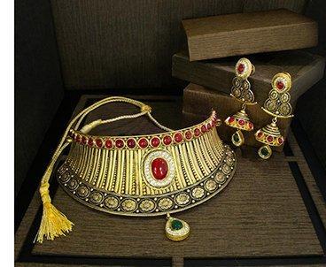 Mudhra  handmade jewellery
