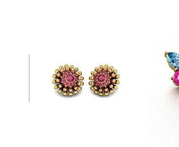 Gemstone jewellery | Online jewellery shopping | Kalyan jewellers
