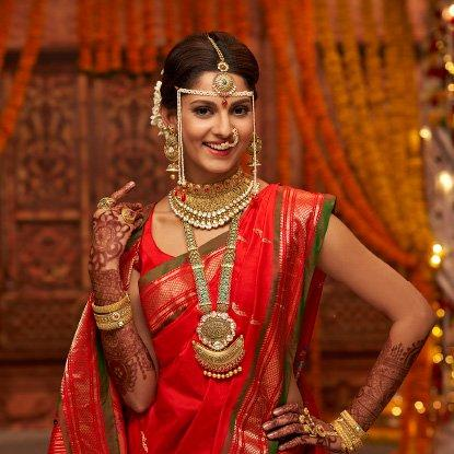Best wedding jewellery jewellery Maharashtra