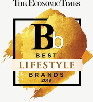 Winner – The Economic Times Best Lifestyle Brands 2018 Award