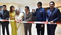Festivities mark launch of Kalyan Jewellers flagship showroom in New Delhi