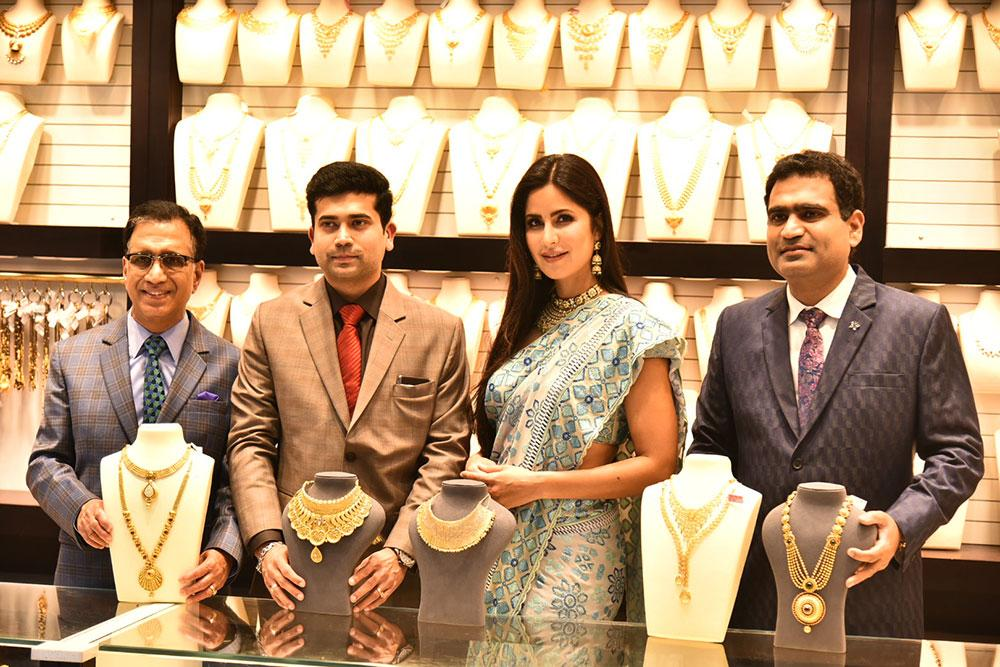 Kalyan Jewellers opens seven showrooms across India