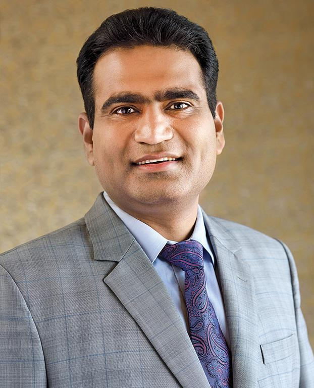 Rajesh Kalyan Kalyan Jewellers Executive Director
